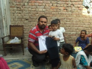 Help for Poor and Needy